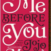 """Me Before You"" Bookclub – Watch the Video on Play Back"