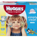 *Stock Up Price* Huggies Simply Clean Baby Wipes – 1.1¢ per Wipe