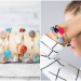 Semi-Precious 3-Stone Bangle Stacking Bracelets for just $5.95, Shipped (Reg. $19.95) – TODAY Only