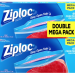 Subscribe & Save Deal | Ziploc Freezer Bags Gallon Mega Pack – As low as $.08 Each!
