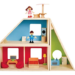 Hape Geometrics Kid's Wooden Doll House – BEST PRICE!