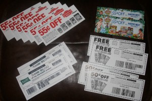 coupons that send coupons upon request