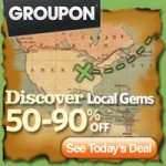 Free $5 gift card for new Groupon signups
