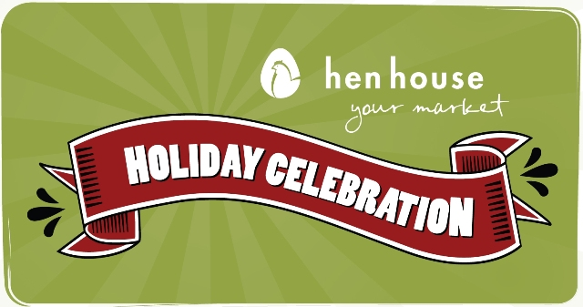 Hen House Holiday Celebration