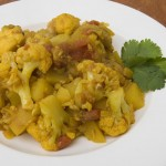 Aloo Gobi $5 Indian Dinners