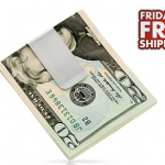 Daily Steals: FREE Money Clip + FREE Shipping