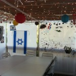 Pictures of Our Sukkah