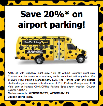 You can even get $5 off your parking costs when you book through our website with our off-site Dallas Airport parking coupons. All you have to do is enter the code for your off-airport DFW parking coupon when you reserve your space and we'll take care of the rest to make sure you get a comfortable, stress free and affordable parking experience.