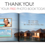 FREE Hardcover Photo Book from My Publisher, Just Pay Shipping