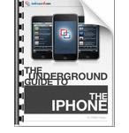 Free eBook: Underground Guide to iPhone