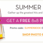 Free 8×8 Photobook from Shutterfly (just pay shipping)