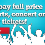 Get $30 to ScoreBig for Just $9 = Cheap Sporting Events Tickets (Tonight Only – 10/15/12)
