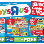 *HOT* Toys R Us | Board Games from $1
