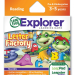 {Expired} Leapster / LeapPad Explorer Games for $9.37 Each (Toys R Us)