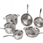 BergHoff 10-Pc Copper Clad Cookware – $114.99 After Kohl's Cash (Save $300)