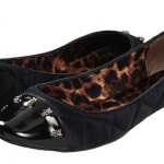 Fun Friday Giveaway – Betsey Johnson Flats in Black, Size 8 (1 Winner)
