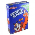 CVS: Frosted Flakes for $.25/Box