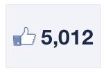 5000 facebook fans