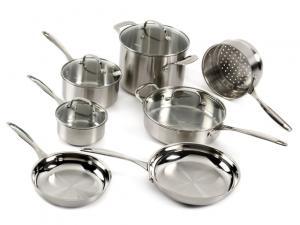 cuisinart 11-piece stainless steel