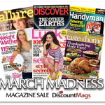 Discount Mags: One-Day Sale ~ Choose any 5 Subscriptions for Under $4/Each