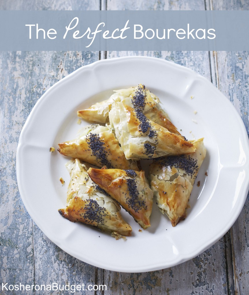 Perfect Bourekas