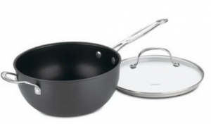 4-Qt Chef's Pan