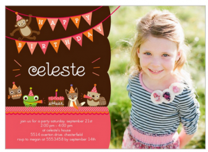 Birthday Shutterfly Card