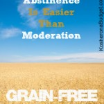 Why Abstinence Is Easier Than Moderation