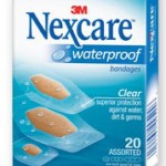 FREE Sample Nexcare Waterproof Bandages