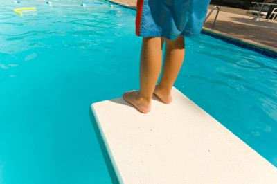Diving Board Lessons in Deliberate Practice
