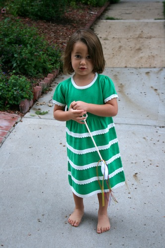 Gymboree Green Dress giveaway