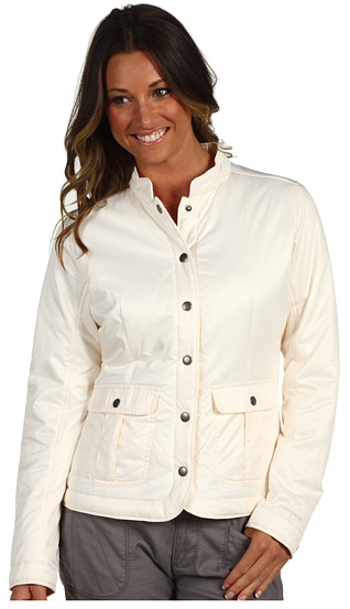 Insulated Jacket White