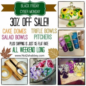Not2Shabbey Black Friday & Cyber Monday Sale