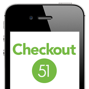 Save Money with Checkout 51 - a new money-saving app for the US & Canada