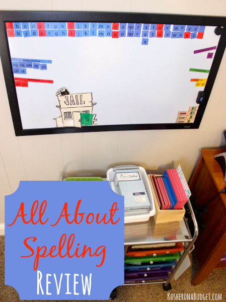 All About Spelling Review