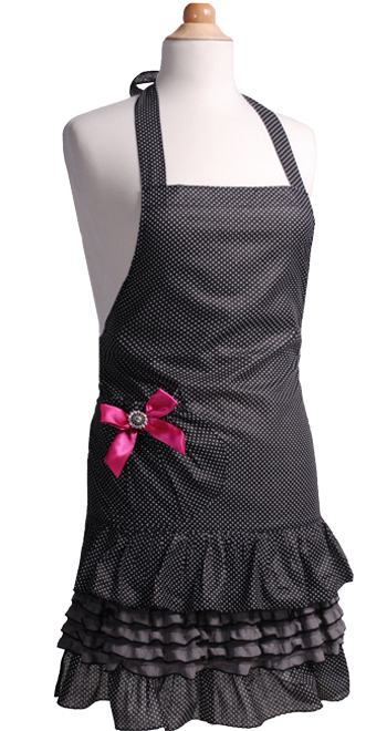 Girls Sugar n Spice Apron