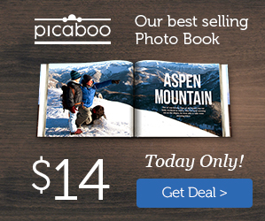 Picaboo Photobook Deal