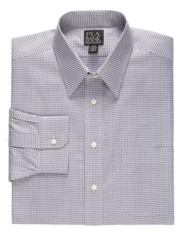 Tailored Fit Dress Shirt