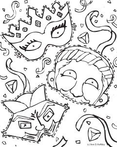Purim Coloring Pages Adorable Purim Coloring Pages
