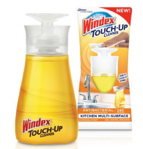 Money-Maker on Windex Touch-Up Cleaner