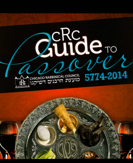 CRC Guide to Passover