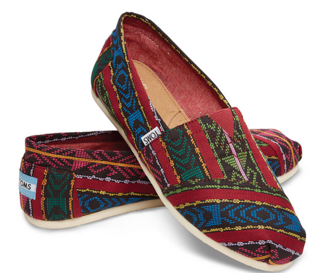 Toms Guatemalan Shoes