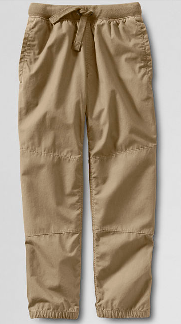 Boys Iron Knee Pants
