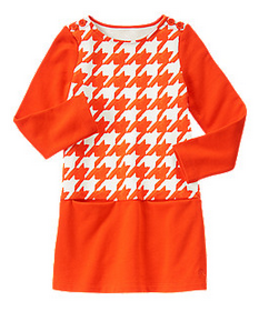 Gymboree Houndstooth Dress
