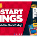 Walmart Black Friday Ad Leaked | One Day Jump-Start Savings on Top Deals
