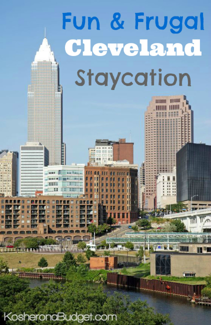 Fun & Frugal Cleveland Staycation