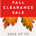Nordstrom 40% Off Fall Clearance ENDS TODAY