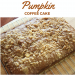 Quick & Easy Pumpkin Coffee Cake