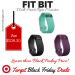 Best Black Friday Deal on Fitbit with Heart Rate Monitor — As low as $108.30