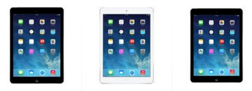Black Friday iPad Air Deals